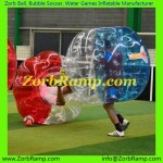 160 Bubble Football Nottingham