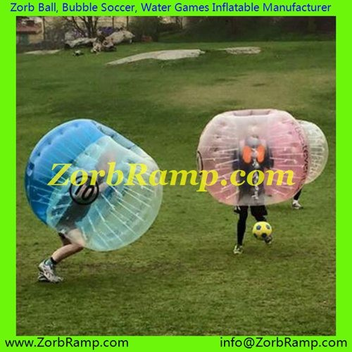 161 Bubble Soccer Cork
