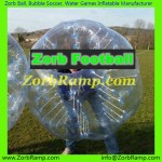 165 Bubble Football Suisse