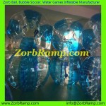 167 Bubble Football Krakow