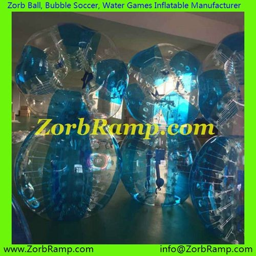 167 Bubble Football Krakow