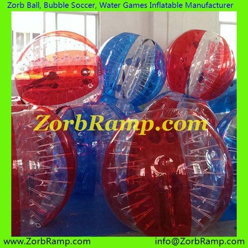 168 Bubble Soccer Canada