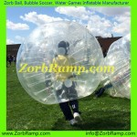 169 Bubble Football York