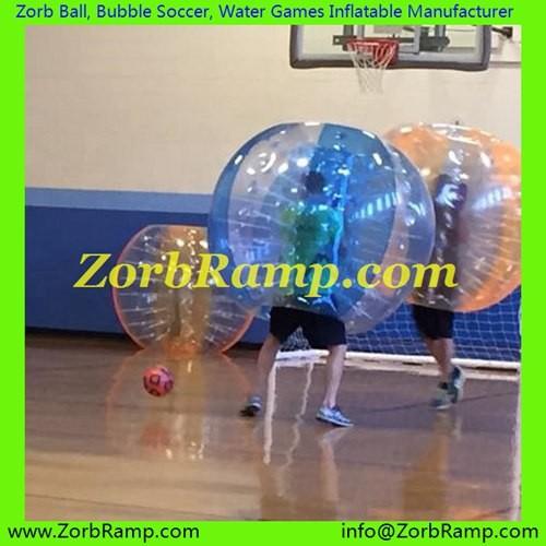 171 Bubble Football Oxford