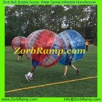 174 Bubble Football Dortmund