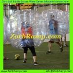 175 Bubble Soccer Verleih