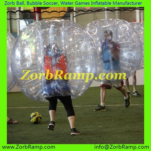 Human Bubble Ball