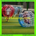 180 Bubble Football Allegro