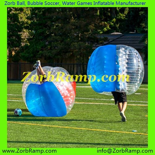 184 Bubble Football Wales