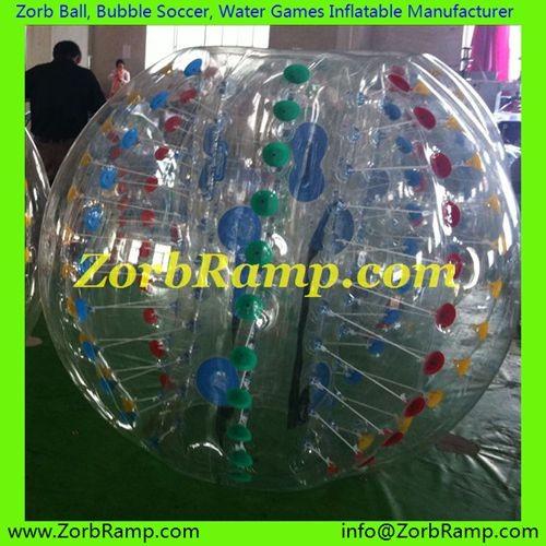 186 Bubble Football Belgique