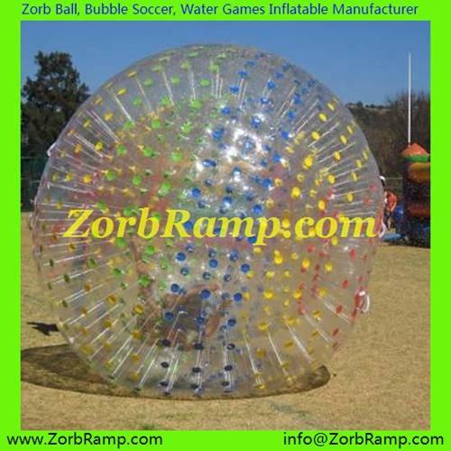 63 Zorb Ball Poland