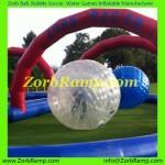 113 Zorb Ball India