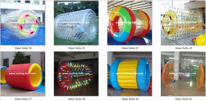 Water Roller,Water Roller Ball,Water Walking Roller,Inflatable Roller Ball