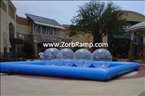 Inflatable Pool, Water Pool, Inflatable Football Games, Inflatable Playground